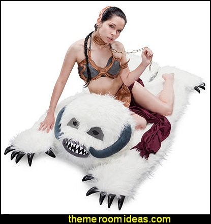Star Wars Wampa Plush Throw Rug