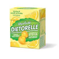 austuccio morbide dietorelle stevia al limone