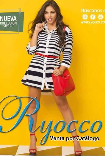 2507f2c39 Podemos apreciar muchas novedades que el catalogo ropa colombiana ryocco  con lo mejor de la moda con esta nueva colección de la moda colombiana