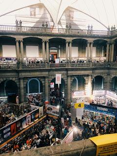 Cultura para llevar en la 38va Feria Internacional del Libro.
