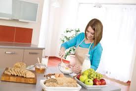 Những mẹo nhỏ giúp bạn vào bếp tự tin hơn
