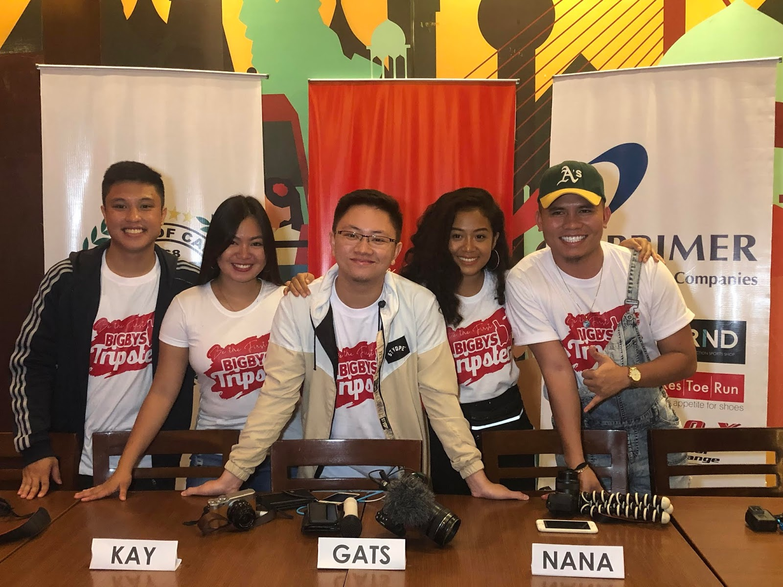 Meet the First Bigby's Tripster Top 5 Finalists