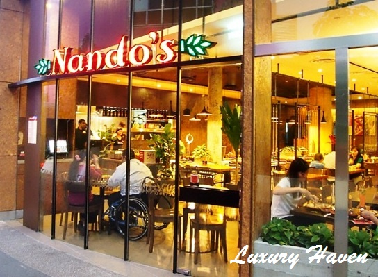 nandos singapore tampines mall