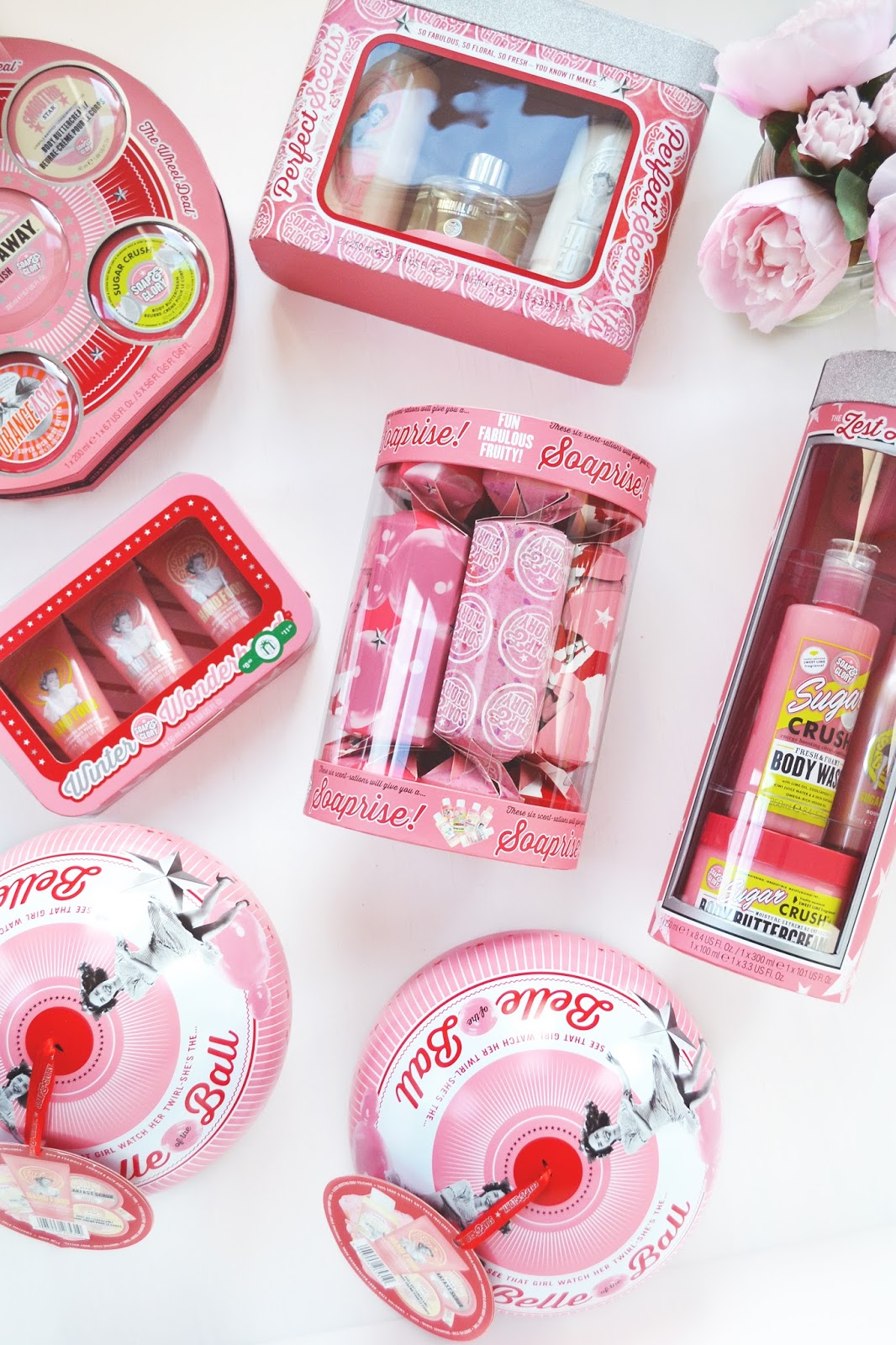 Soap & Glory Christmas Gift Sets