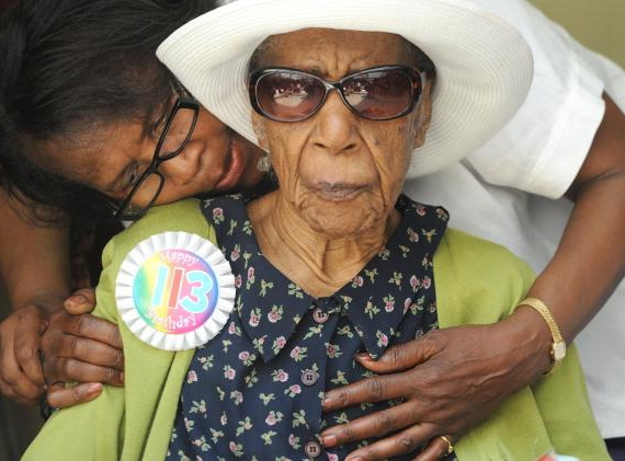 world's oldest living woman dies new york