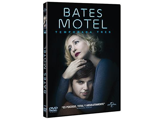A la venta en DVD 'Bates Motel. Temporada 3'