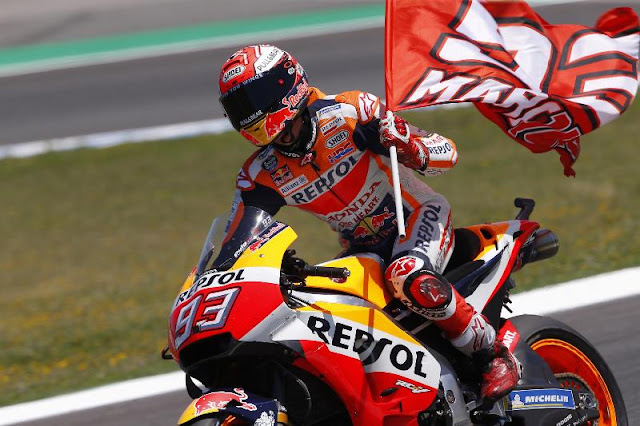 Apakah Marc Marquez Bakal Berjaya Lagi Di MotoGP Prancis?