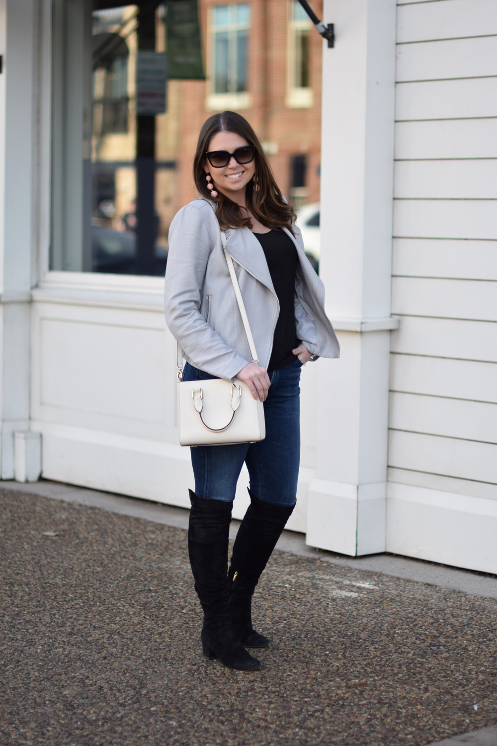 Best light weight jacket for transitioning into spring.