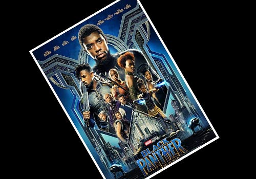 Black Panther 2018 Review Poster