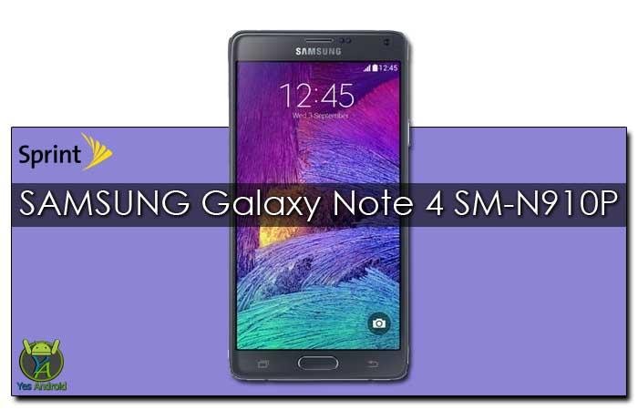 SW Update N910PVPS4DQC1 | Samsung Galaxy Note 4 SM-N910P