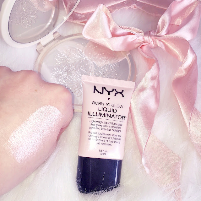 NYX | Born To Glow Liquid Illuminator, Sunbeam