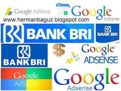 Cara Setting Pembayaran Google Adsense Melalui Bank BRI Hermanbaguz hermanbagus mp3herman