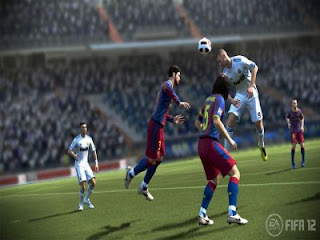 FIFA 12 Game Download Free For PC Full Version