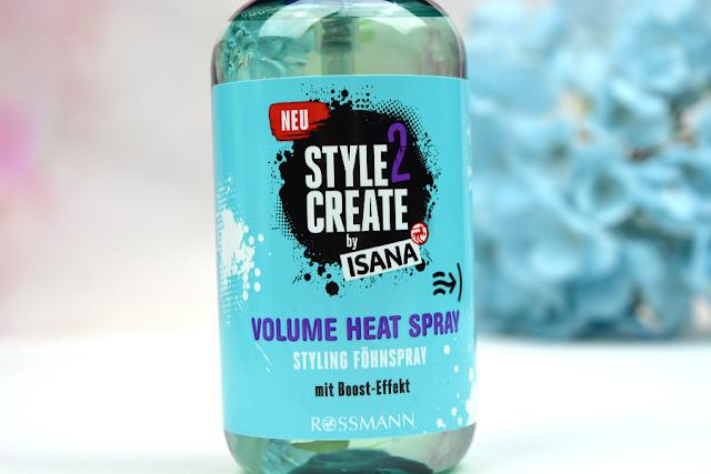 Style2Create by Isana Volume Heat Spray | Design