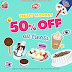 Dairy Queen Kuwait - 50% OFF Every Monday On all TREATS