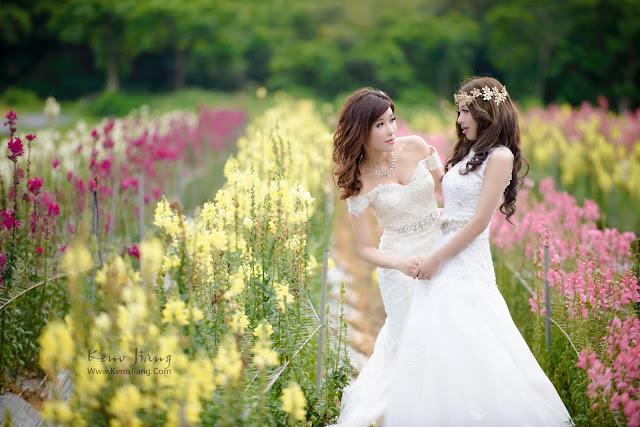[閨蜜婚紗] | 婚紗 | 閨蜜 | 婚攝 | @蕭婷 & Carina