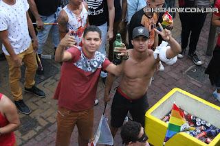 IMG 0107 - 13ª Parada do Orgulho LGBT Contagem reuniu milhares de pessoas