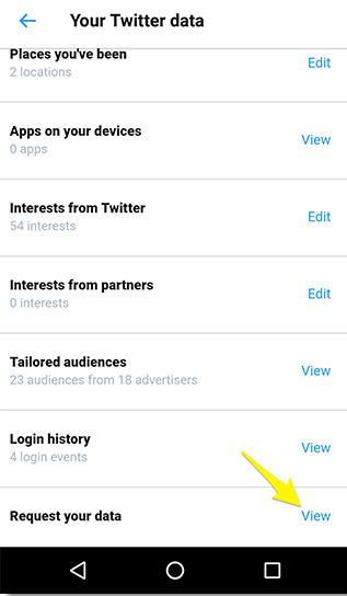 Cara Mencadangkan Akun Twitter dan Facebook Anda 5