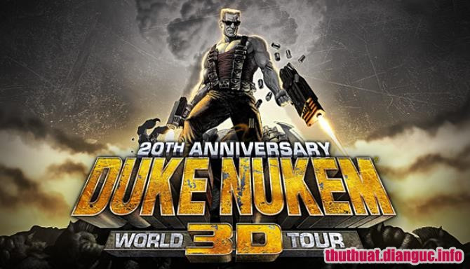 Download Game Duke Nukem 3D: 20th Anniversary World Tour full cr@ck