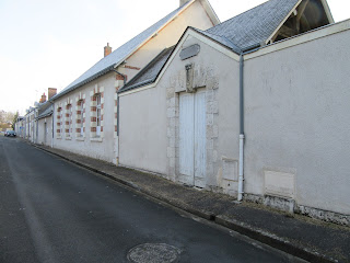 Ecole publique de la rue Martinet à Cour-Cheverny
