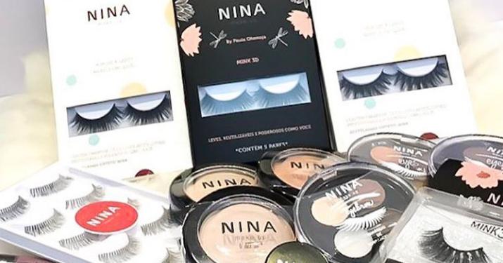 Tem Na Web - Maquiagens   Nina Makeup