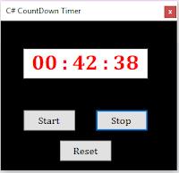 http://www.logicnoodles.net/2017/02/c-sharp-timer-CountDown-Timer.html