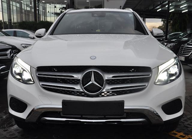 Mercedes GLC 250 4MATIC có thiết kế hoàn hào từ ngoại thất đến nội thất