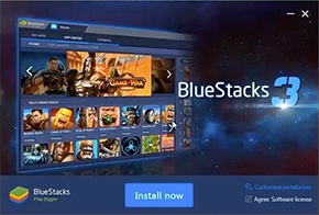 برنامج bluestacks