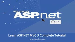 Learn ASP NET MVC 5 Complete Tutorial