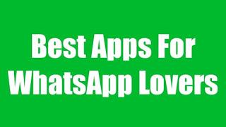 Ye Applications WhatsApp Users Ke Bohat Kaam Ayenge | Useful