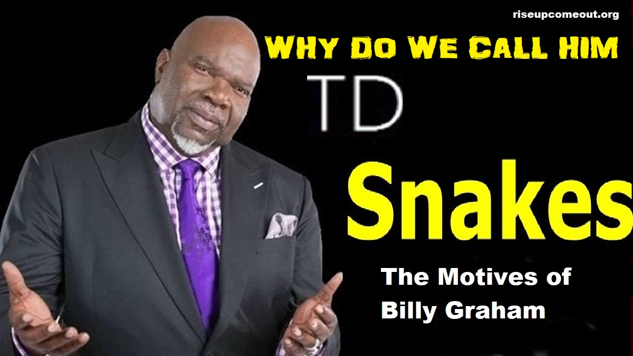Td jakes sexual immorality
