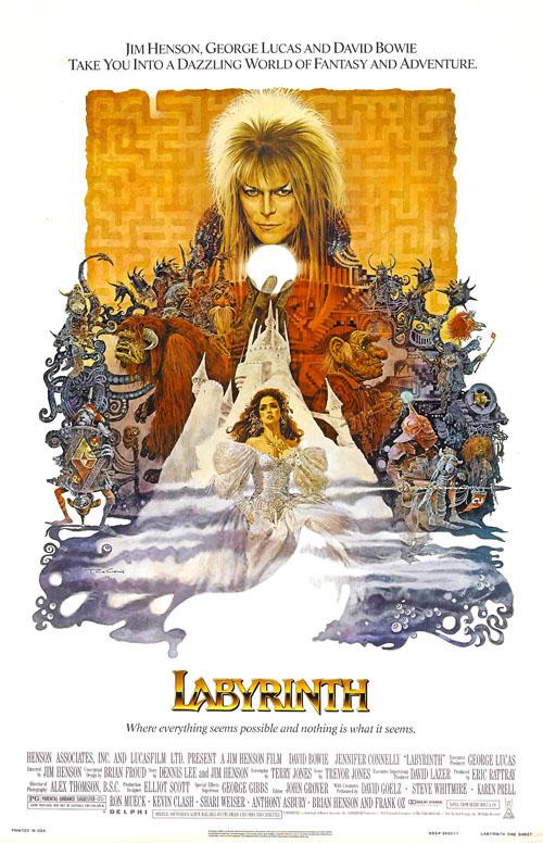Filmes: Labirinto - A Magia do Tempo