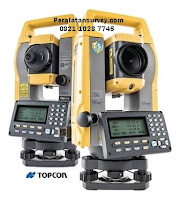 TOPCON GM-103 & GM-105 Total Station Non Prisma 1000 mt