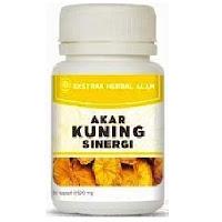 Akar kuning sinergi hpai - www.herbalpenawar.com - isman