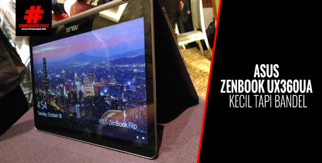 ZenBook UX360UA