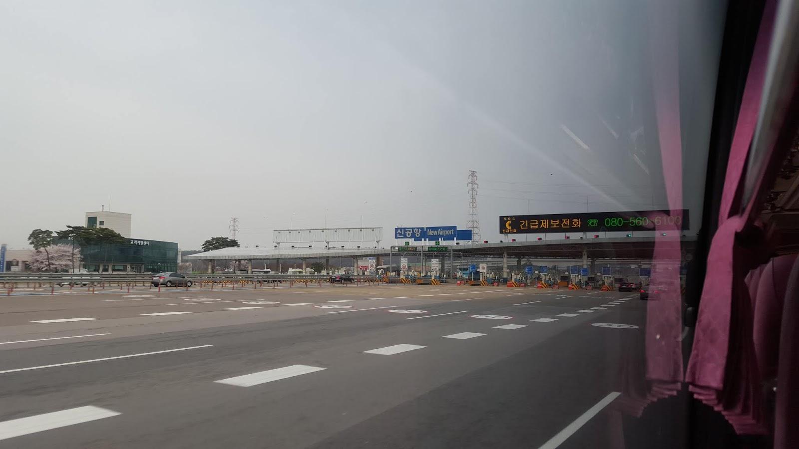 韓國上高速公路繫安全帶