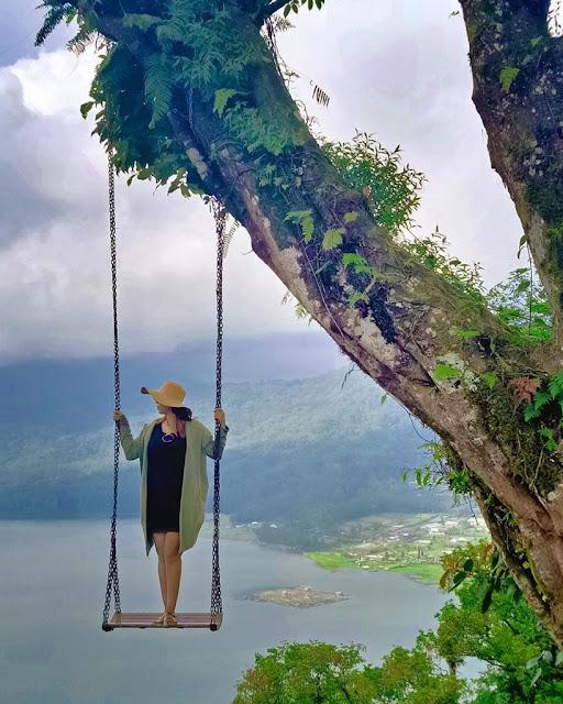 Tempat Wisata Hits di Bali yaitu Puncak Wanagiri