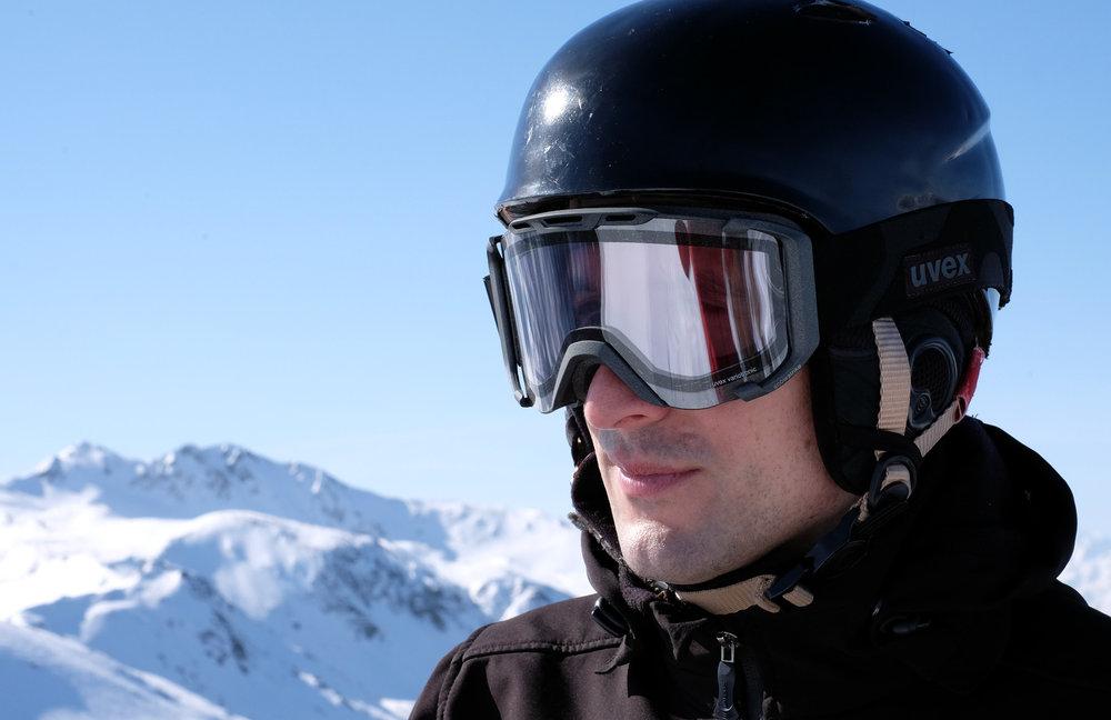 4b222132b m e m o: Uvex snowstrike VT goggles