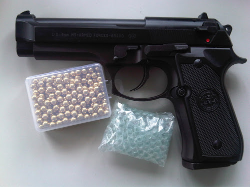 Glock 17 | AIRGUN - AIR RIFLE - OUT DOOR GEARS HP -WA 081220005389