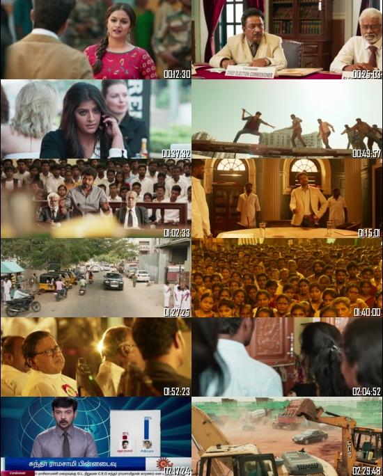 Sark@r 2018 Tamil 720p 480p HDRip x264 Full Movie