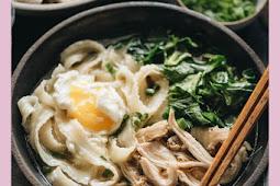 Asian Instant Pot Chicken Noodle Soup Recipe