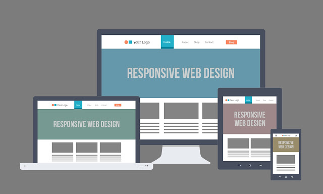 Thiết kế giao diện Responsive cho blogger