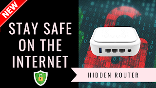 hidden router review
