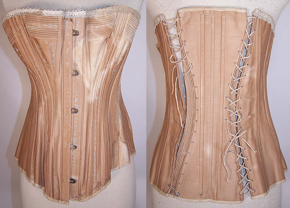 4c79c3c3476 Corsets with Multiple Ties   Adjustment Points – Lucy s Corsetry