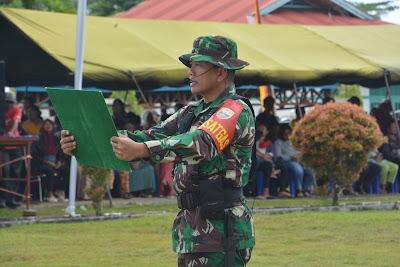 TMMD KOdim 0319/Mentawai, Pekerjaan Sasaran Fisik dan Non Fisik Rampung 100 Persen