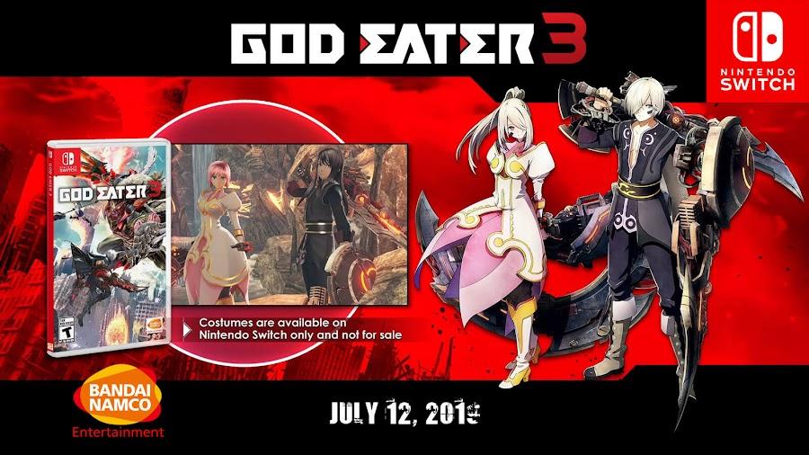 god eater 3 nintendo switch bandai namco