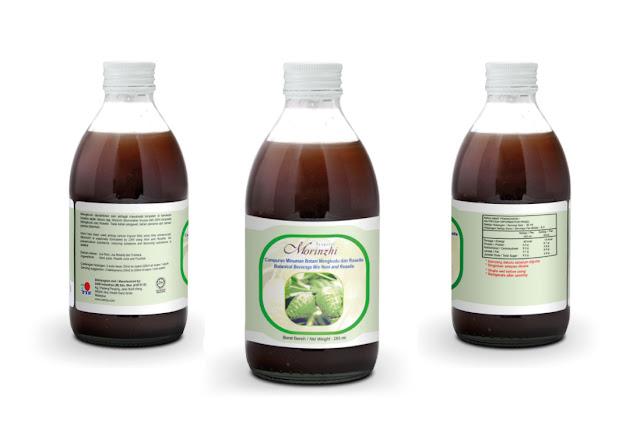 Morinzhi es una bebida tradicional botánica especialmente formulada de Morinda Citrofila la cual está enriquecida con Roselle. Morinda Citrofilia (Noni) ha sido usada tradicionalmente como bebida saludable entre la gente de la región del Pacífico Sur. El jugo de Morinzhi es rico en vitaminas, minerales y antioxidantes.