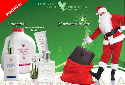 Promotii Forever Dec. 2012 - Barbati