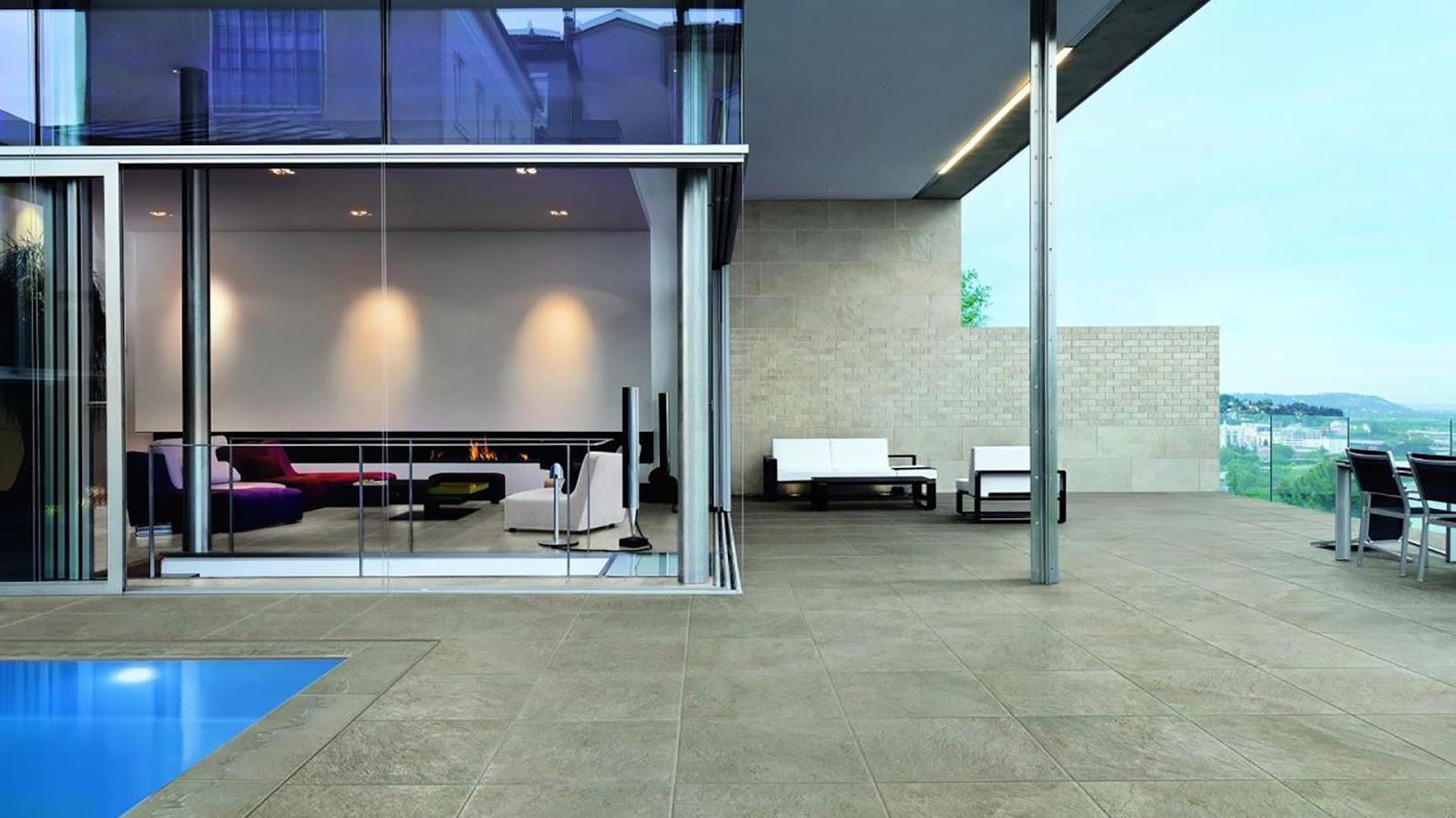 Exterior floor tiles design ROXSTONES collection | Floor & Wall ...