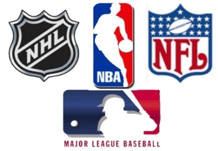 Es la NBA quien tiene el sueldo mínimo más alto para jugadores de primer año ($838.464 dólares) seguida de la NHL ($700.000 dólares). Estas estadísticas de esos dos deportes en las campañas 2018-19